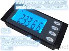 單相交流多功能電能計量 電力監測儀 電錶 數顯表 電壓錶 電流錶 功率表