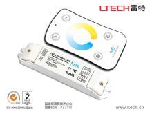 LTECH雷特热销Led灯具控制器M5+M3-3A双色温Mini无线色温调光器