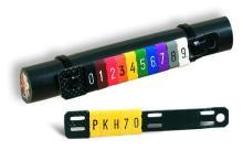 瑞典PARTEX號碼管/線號管/標識管/線標/管道標識/標識標簽