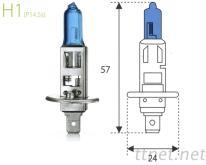 H1-Super White(B4)汽车卤素灯泡
