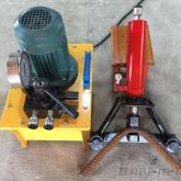WQJ28,WQJ32,WQJ40手提式液壓鋼筋彎曲(調直)機