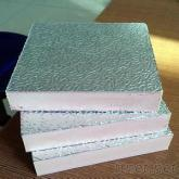 雙面鋁箔酚醛保溫板