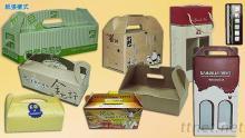 手提紙盒, 包裝盒, 提盒