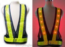 LED反光背心