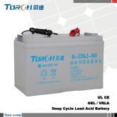 廠家直銷24Ah-250Ah膠體電池 太陽能專用儲能蓄電池免維護 質保3年