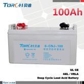 原廠正品太陽能蓄電池12v100ah定制電池誠信商家
