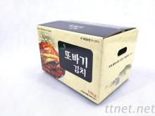 沽河优芽自然爱韩国泡菜下饭菜厂家直销批发