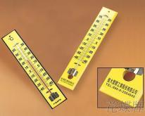 木板溫度計
