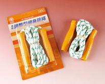調整型棉絲健身跳繩