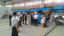 瓦楞纸机设备现场工程(中国)