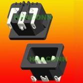 HUACONN大量供應帶KC認證品字型AC插座