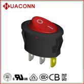 HUACONN大量供應KC認證電焊機用翹板開關