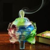 定製琉璃香爐