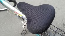 自行车 隔热椅套, 脚踏车 透气网垫套, ART-1
