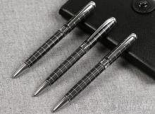CY-215 高仕格紋金屬鋼珠筆