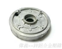 铝压铸-马达盖