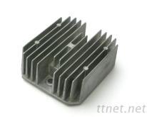 铝压铸-机车散热片