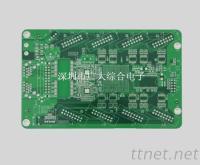 电路板加工, 线路板工厂, 四层电路板, PCB线路板