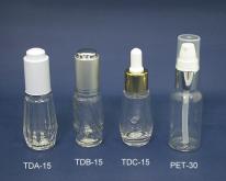 (TD) PET 美容精華液瓶