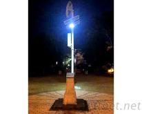 風力太陽能LED路燈