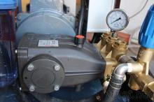 美潔E80-23工業級除漆除鏽高壓水射流清洗機 汽驅高壓清洗機