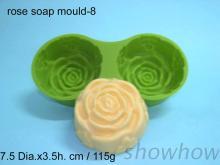 矽膠模型 -手工皂