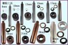 鉚釘機, 雞眼機, 鈕釦機, 手壓台, 手敲工具