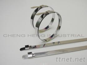 CV4不鏽鋼手拉式束帶