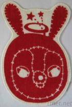 安全多用途止滑地墊.紅毛兔