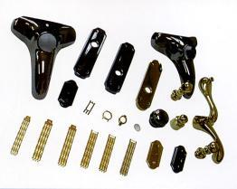 代各加工PVD離子鍍金產品