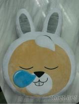 40cm兔子抱枕