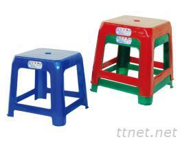 安全椅, 塑膠椅