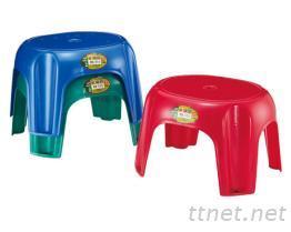 大家乐椅, 塑胶椅