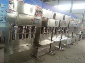 半自動灌裝機-防凍液灌裝機-玻璃水灌裝機