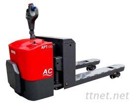 交流電AC無段全電動拖板車(重型)