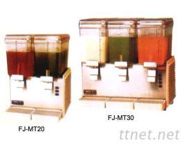 FJ-MT20/30 二槽/三槽果汁机