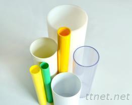 塑胶管, 押出成型制品