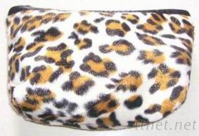 客制专业生产代工- 豹纹化妆包-少淑女最爱