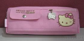 专业制造-箱/袋/包/工厂直营客制化-授权凯蒂笔袋