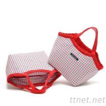 多功效帆布袋-可保温&保冰