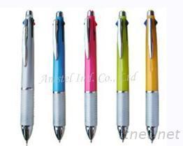 4色筆+鉛筆