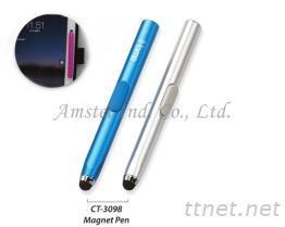 附磁吸多功能觸控筆