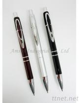 金属铝桿原子笔