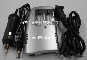 123A鋰鐵充電器 智能雙充