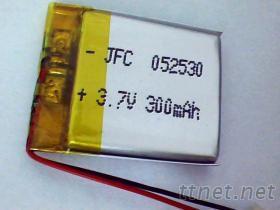 電池052530, 聚合物電池, 鋰電池502530
