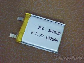 電池, 3.7V聚合物電池 302030