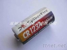 CR123A 3.0V 1700mAh 相機電池