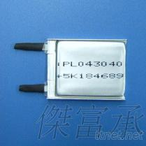 鋰聚合物電池403040, 軟包電池043040