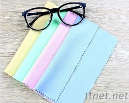 超細纖維眼鏡擦拭布