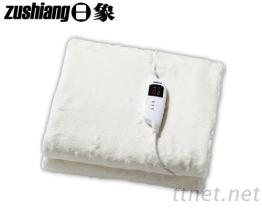 日象柔芯微电脑温控电热毯-双人